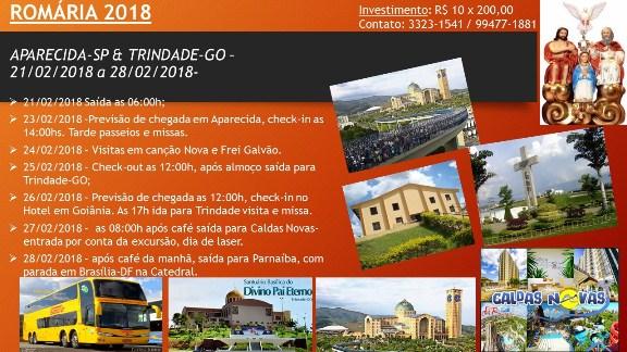 ROMARIA 2018 - 86/3323-1541-99477-1881