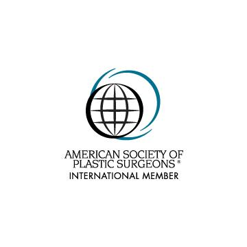 Membro Internacional da Sociedade Americana de Cirurgiões Plásticos  - ASPS