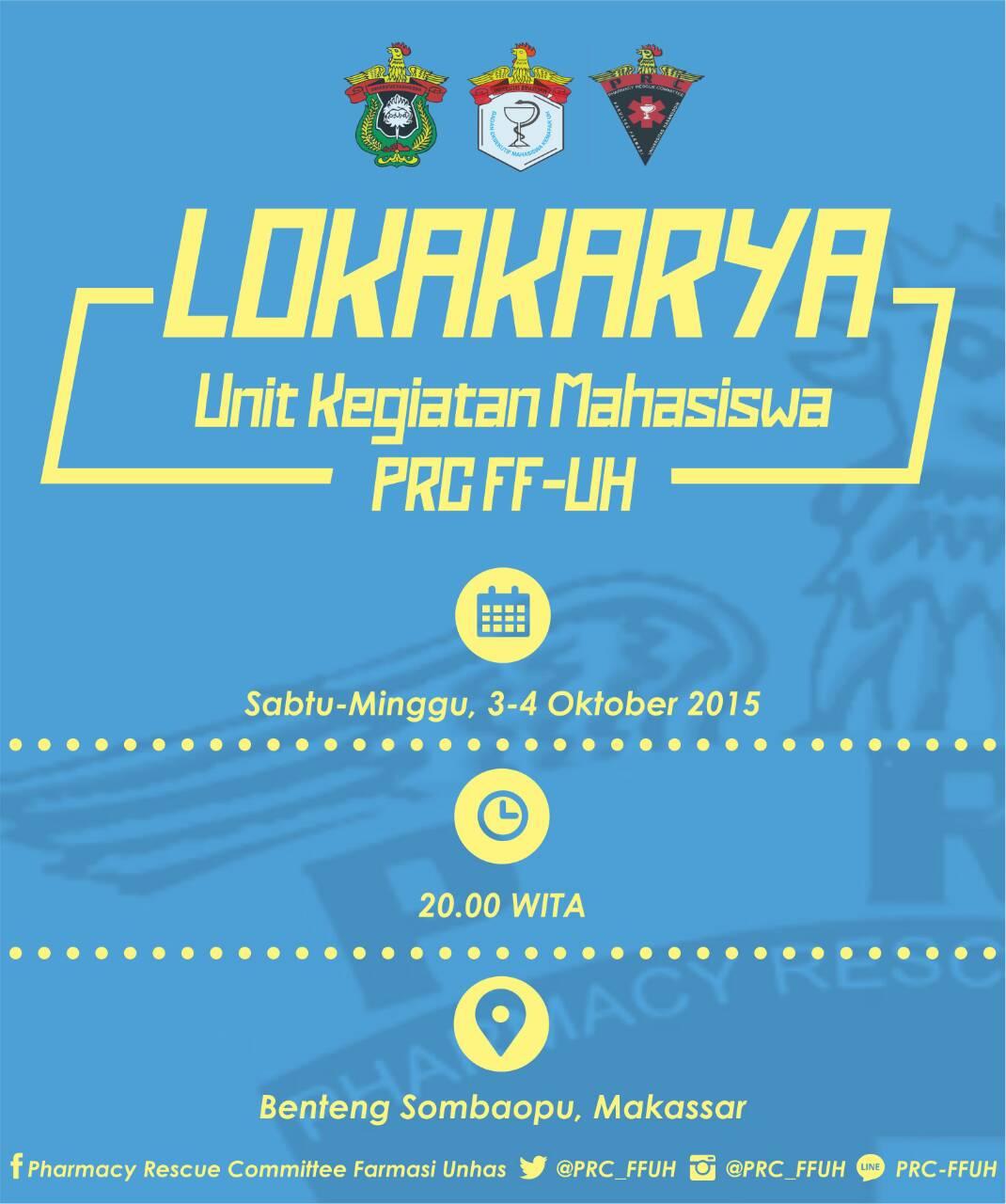 [Agenda] Lokakarya UKM PRC FF-UH