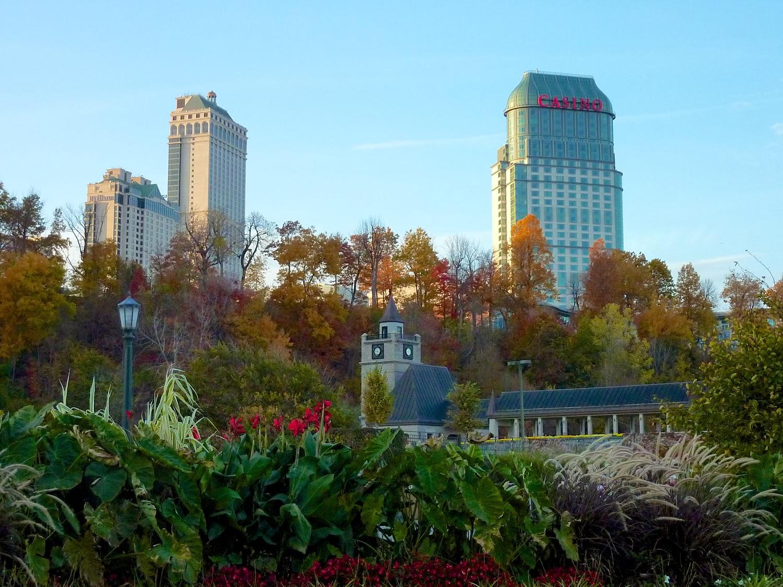 Casinos y hoteles del lado canadiense, Niagara Falls