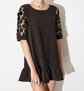 http://www.stylemoi.nu/lace-sleeve-frill-hem-shift-dress.html?acc=95