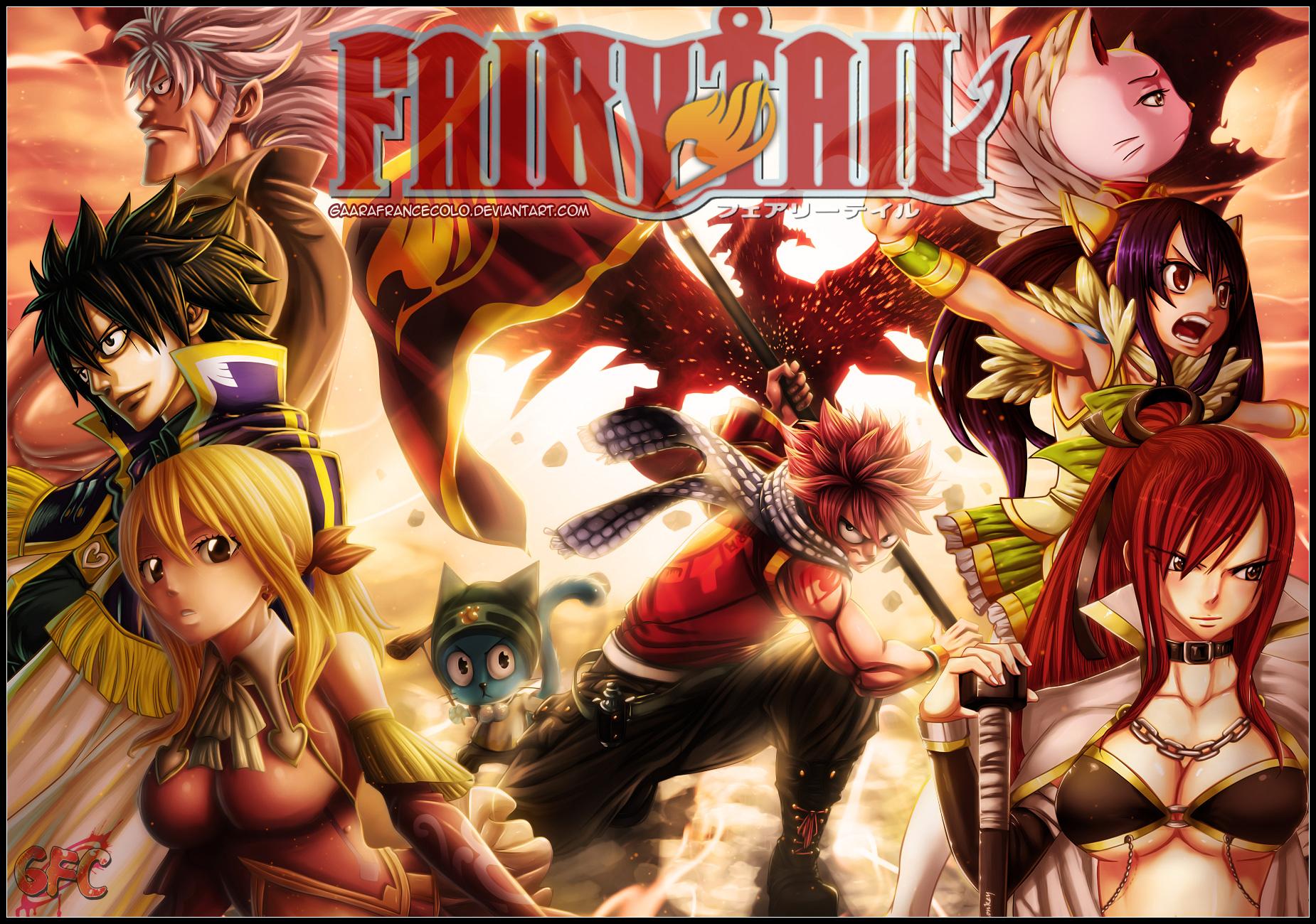 Fairy Tail chap 281 page 21 - IZTruyenTranh.com
