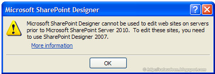 sharepoint designer 2007 and 2010 on same computer