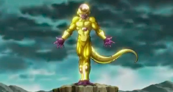Freezer Level 5 en Dragon Ball Z - Fukkatsu no F