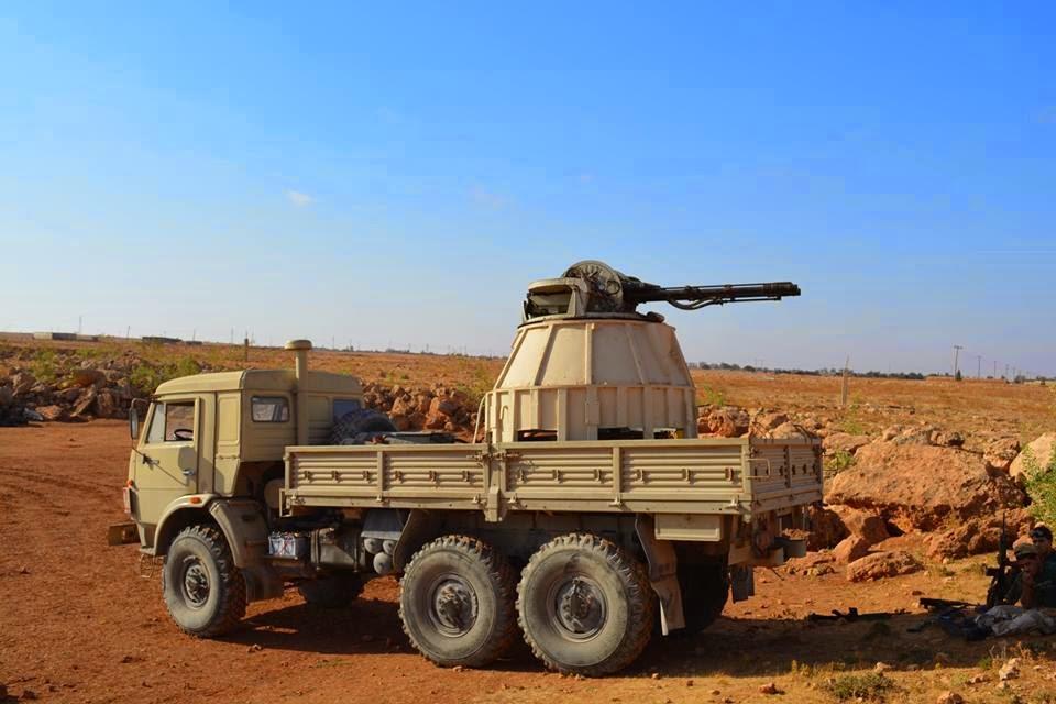 Oryx Blog: The Libyan National Army going DIY: AK-230 ...
