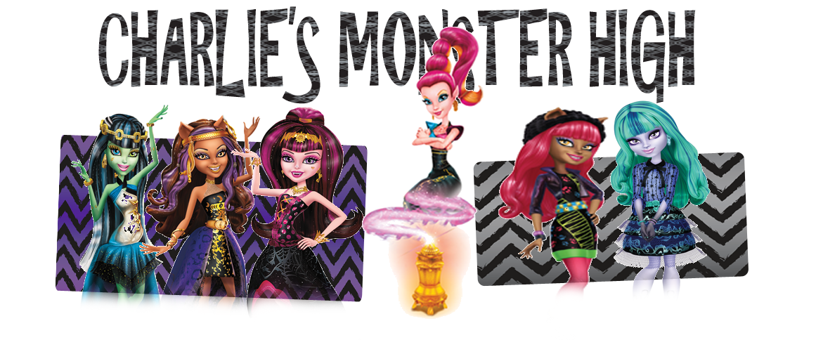Charlie's Monster High.
