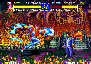 Fatal Fury 3: Road of the Final Victory (portable)