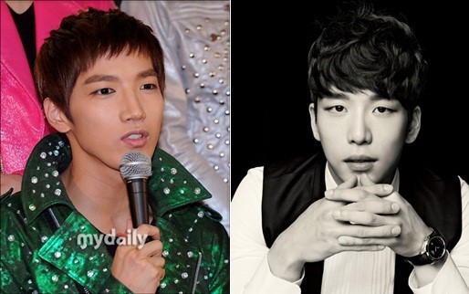 Jun.K 2PM & Changmin 2AM