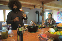 Reggie Watts Farm to Artist