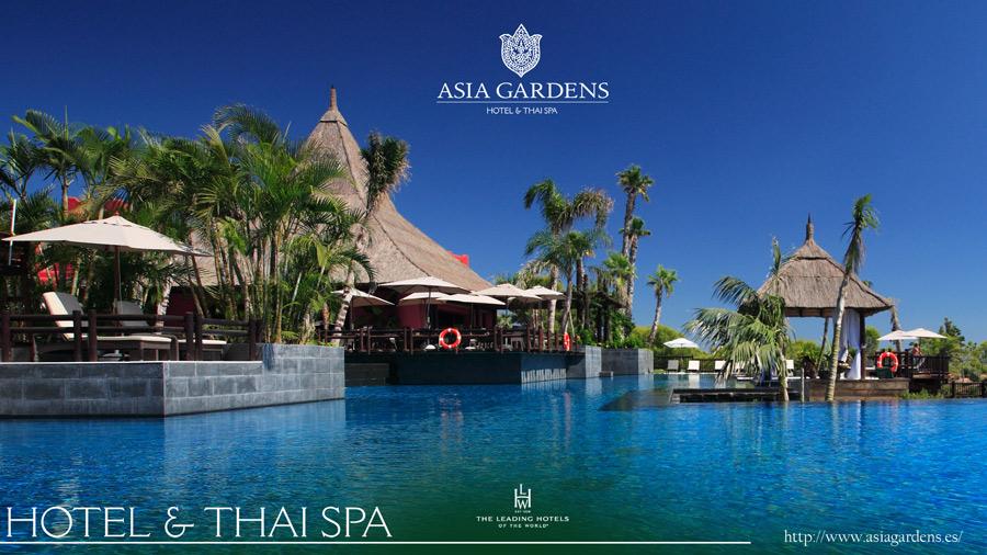 Hotel de lujo asia gardens hotel de lujo en espa a Hotel lujo sierra madrid