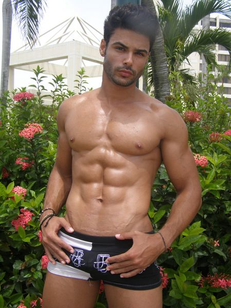 Erick Jimenez Sabater, Mr. Universe Model 2012
