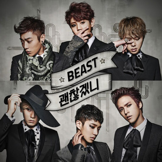 B2ST Rilis Teaser Comeback - Will It Be Okay