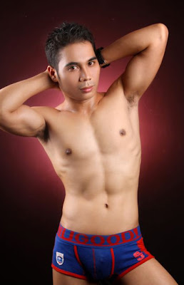 Fernando From Indonesia Hottest asian Male Model