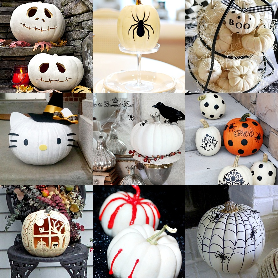 Pumpkins carving and decorating ideas charlie hunnam married White pumpkin carving ideas