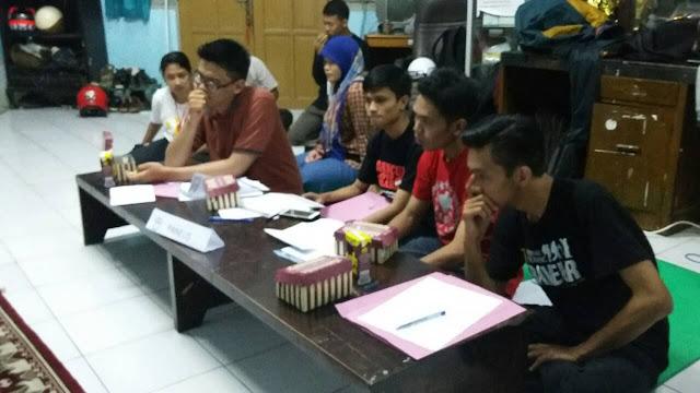 Uji Kelayakan dan Kepatuhan Calon Ketua MAPERWA KEMAFAR-UH Periode 2015/2016
