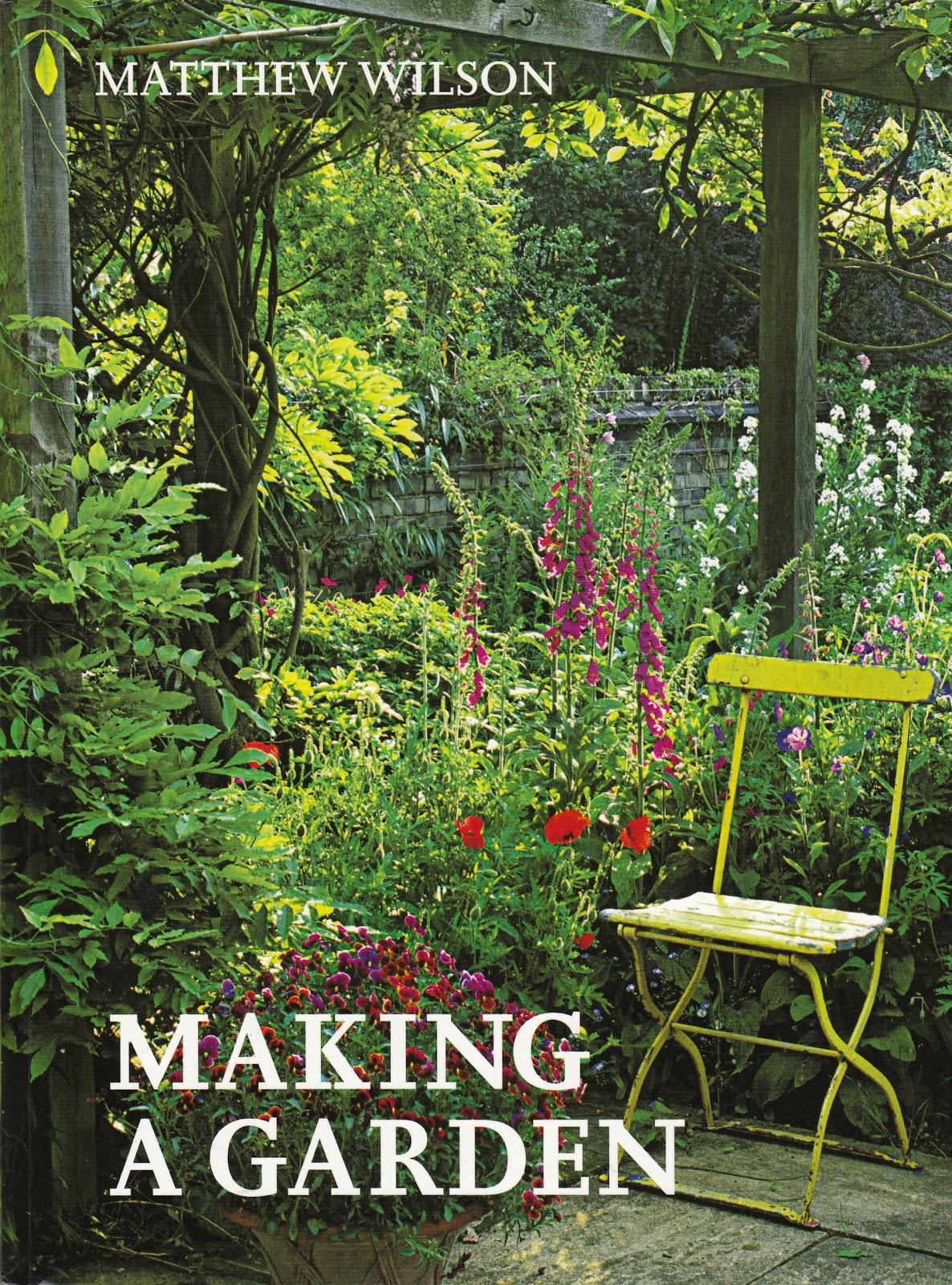 Secret garden club review making a garden by matthew wilson for Secret design
