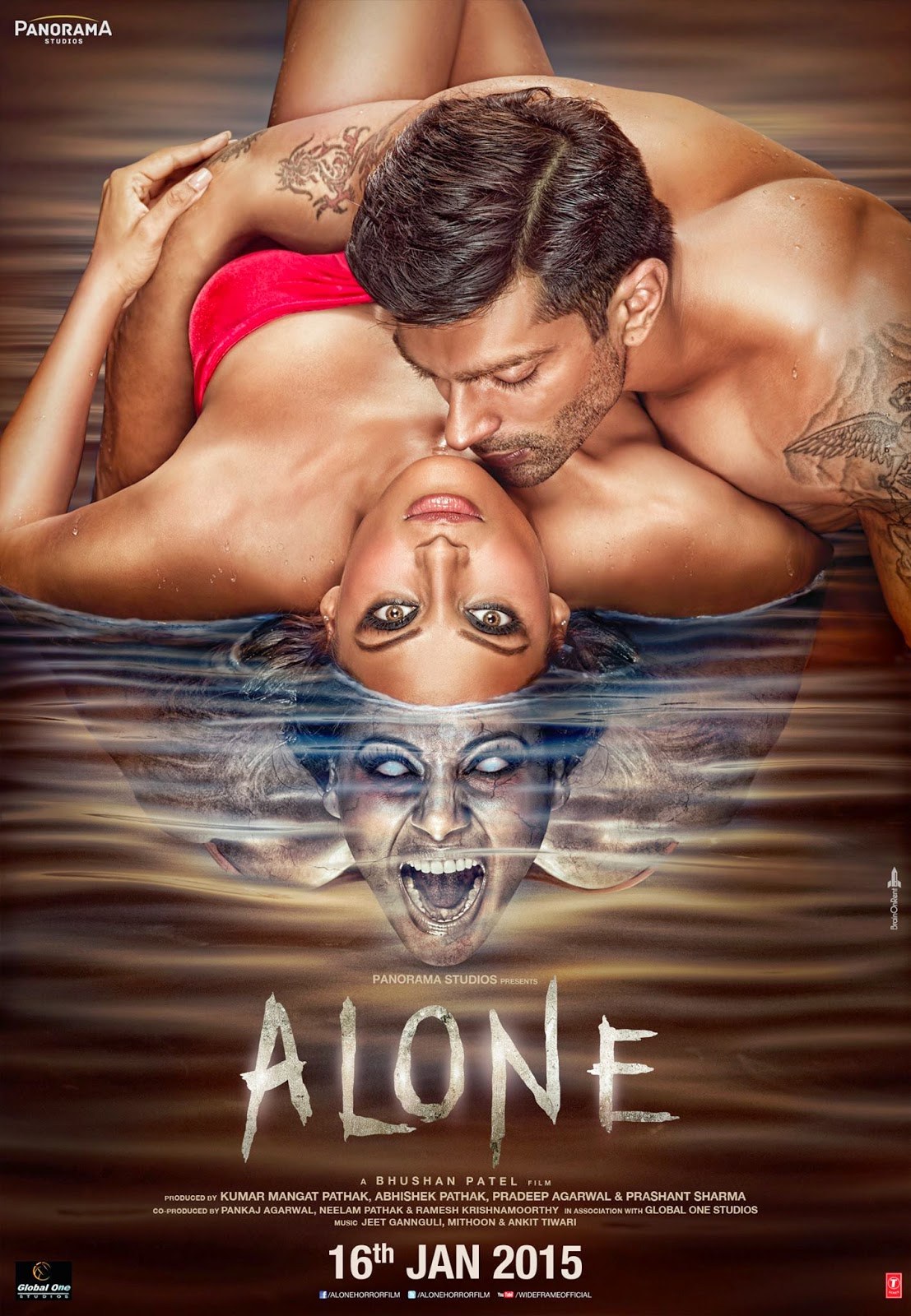 Alone (2015) Film India Subtitle Indonesia