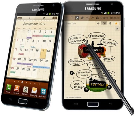 Galaxy Note 2 coming with 12Mp Camera, Jelly Bean OS &amp; 5.5 Screen