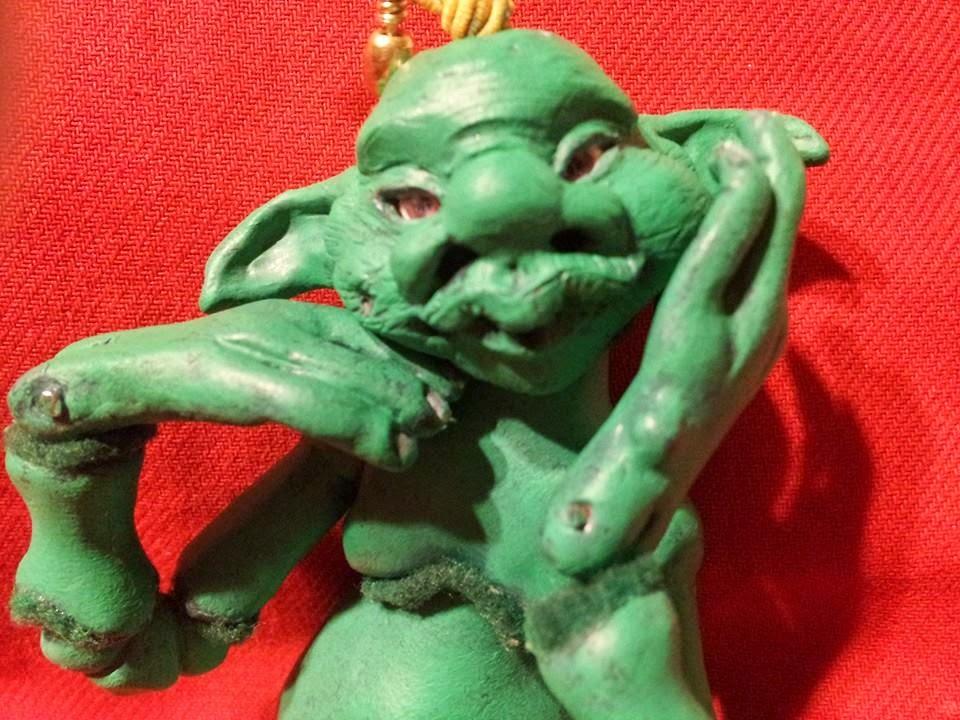bjd, ooak, elf, elfo, fairy, fata, gnome, gnomo, polymer clay