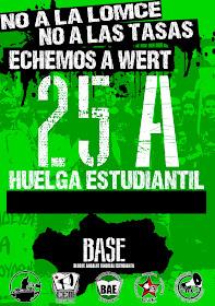 25-Abril...Huelga Estudiantil