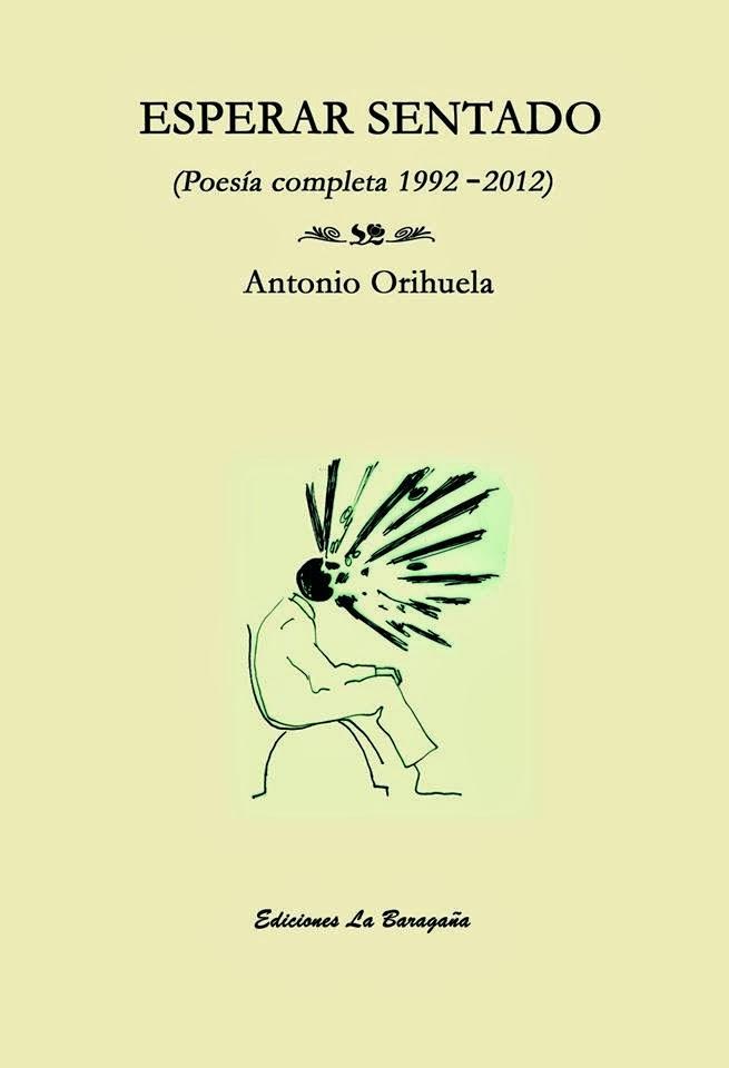 ESPERAR SENTADO. poesía completa