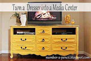 http://www.number-2-pencil.com/2012/01/vintage-dresser-into-media-center.html