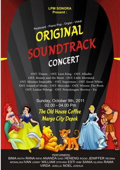 Original Soundtrack Concert