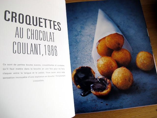Bes of Philippe Conticini - Croquettes au chocolat
