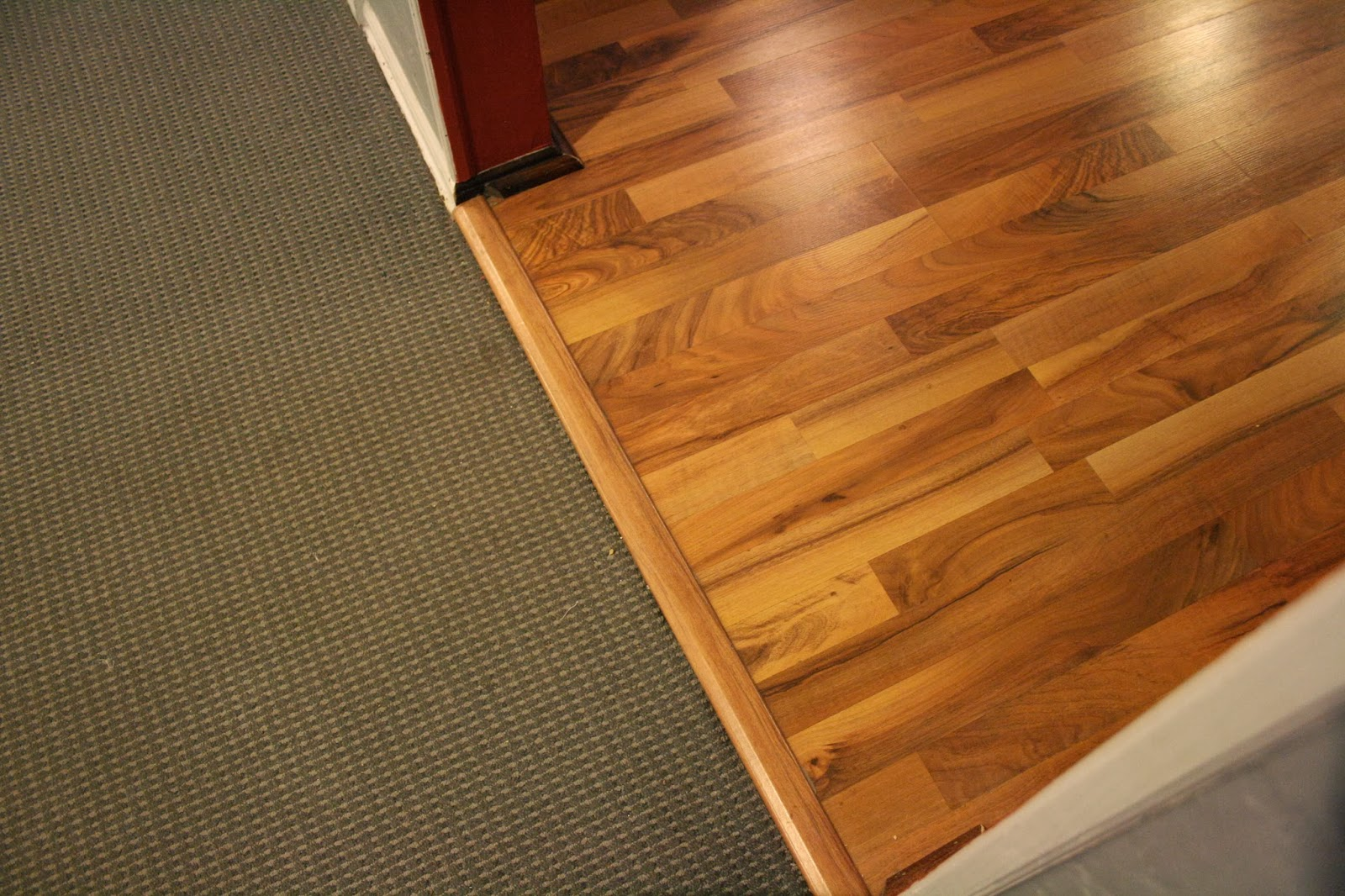 Flooring for kitchen and family room - Finding A Flooring That Was Kind Of Close But Not Close Enough Would Seem Like A Mistake So We Decided To Go Different This Way It Would Seem Like An
