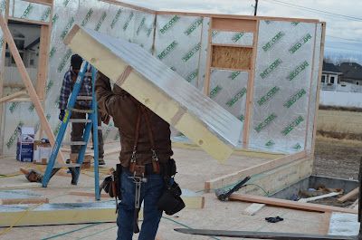 Structural Insulated Panels by RAYCORE - Lightweight & Easy to Handle