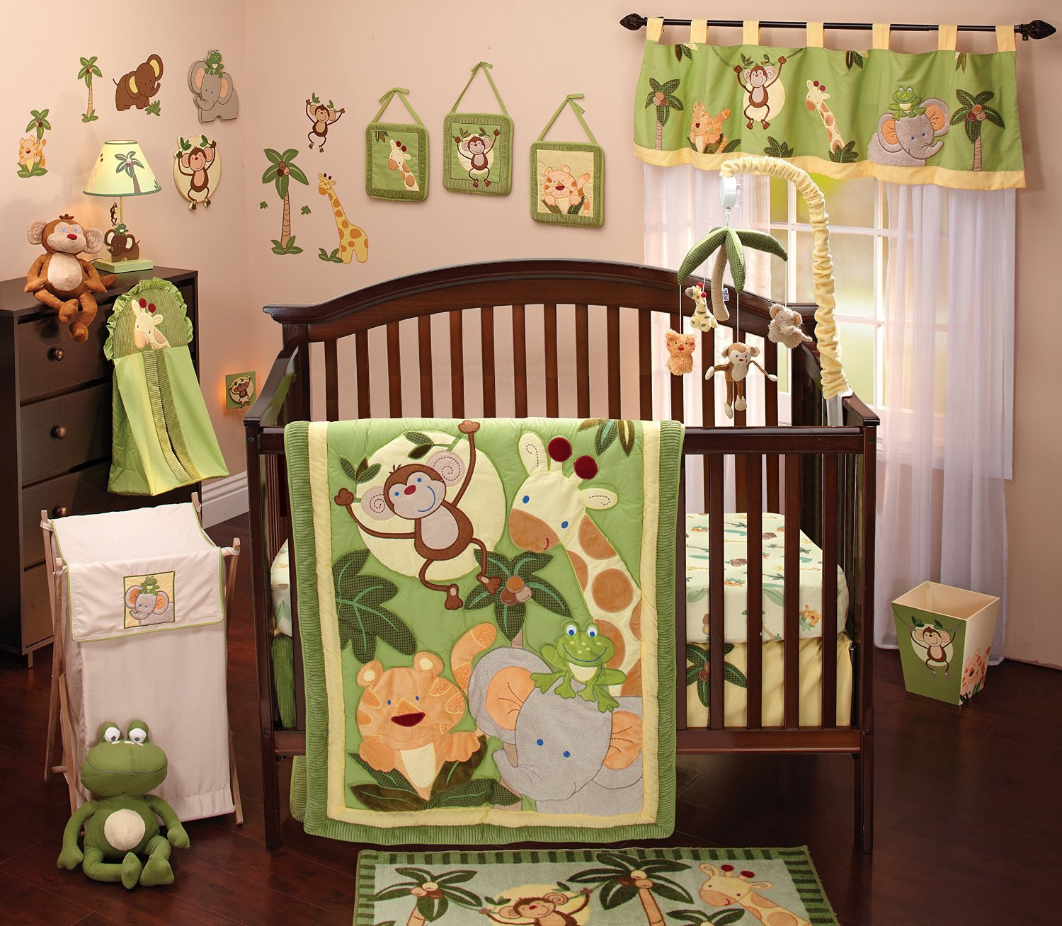The Right On Mom Vegan Mom Blog Nursery Decorating
