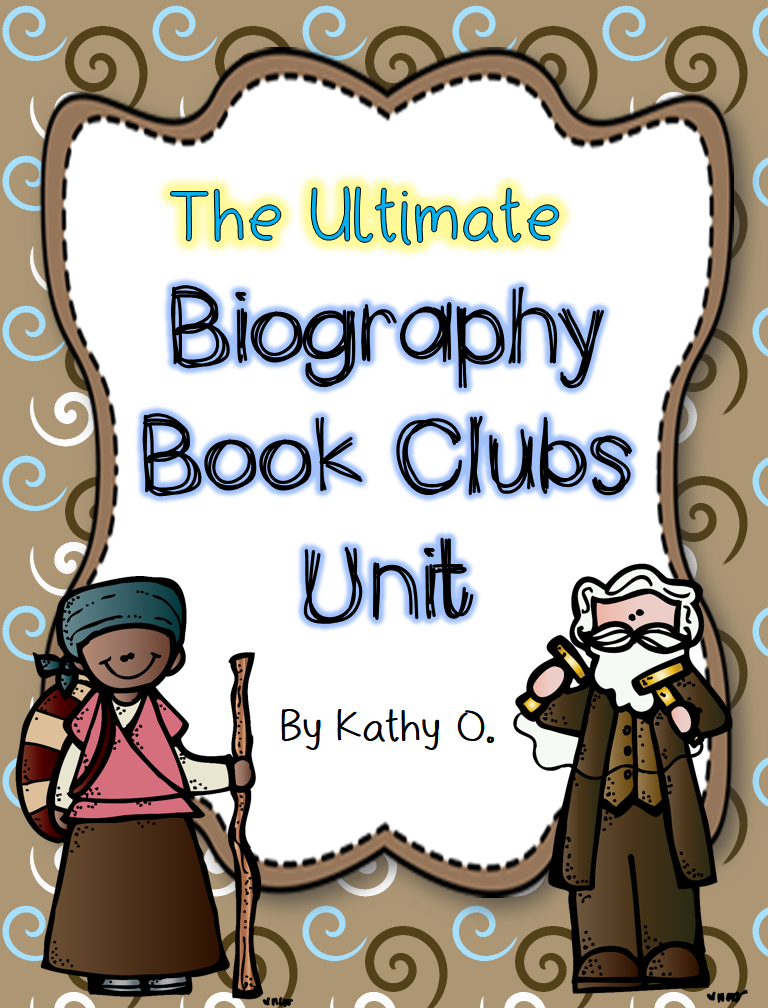 http://www.teacherspayteachers.com/Product/The-Ultimate-Biography-Book-Club-Unit-Grade-3-CCS-1084701