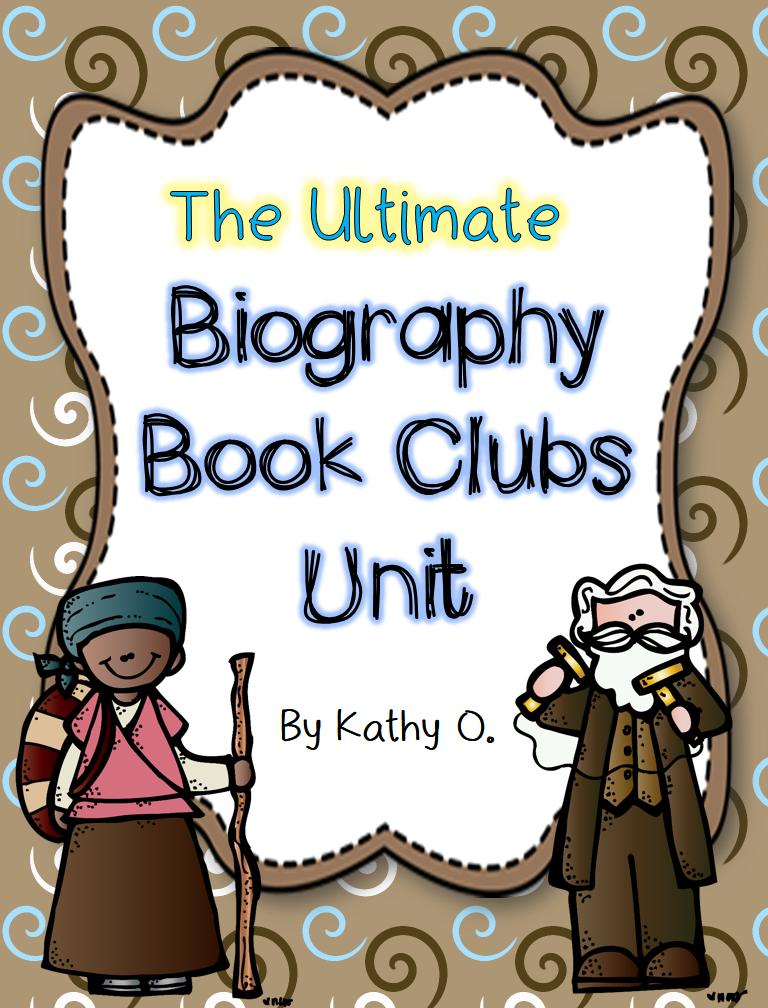 http://www.teacherspayteachers.com/Product/The-Ultimate-Biography-Book-Club-Unit-Grade-3-CCS-1084701