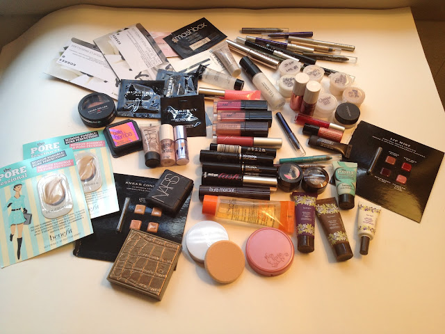 Makeup Minis/Samples