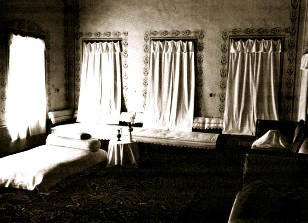 Baha U Llah S Room In Bahji