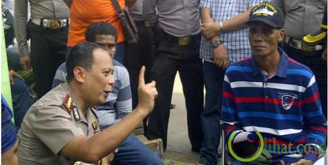 4 Aksi Herculer yang Berujung ke Kantor Polisi