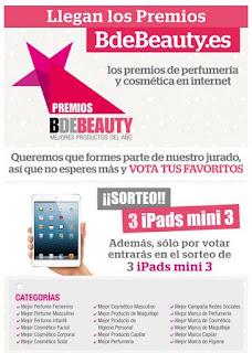 Premios BdeBeauty