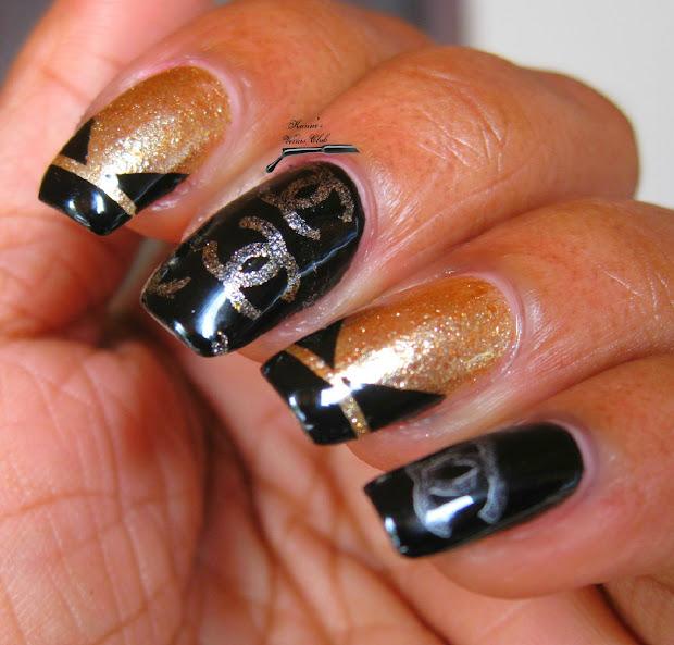 karine vernis club chanel nail