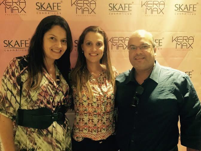 2º encontro de blogueiras - RJ da Skafe Cosméticos no Golden Tulip em Copacabana