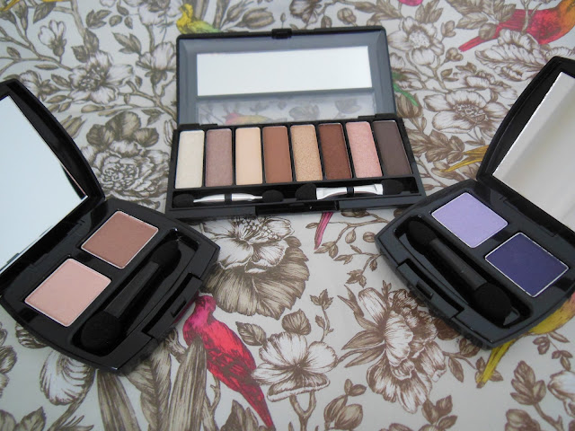 Avon true Colour eyeshadow palettes