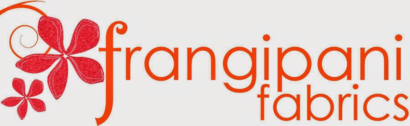 Frangipani Fabrics