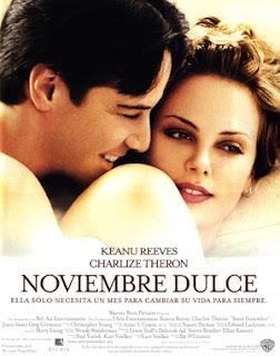 Poster de Noviembre dulce