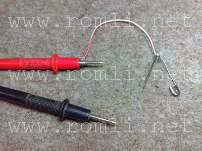 Cara mengetahui letak kabel yang putus