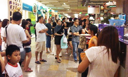 chatime queue