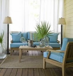 Interior Beach House Decoration