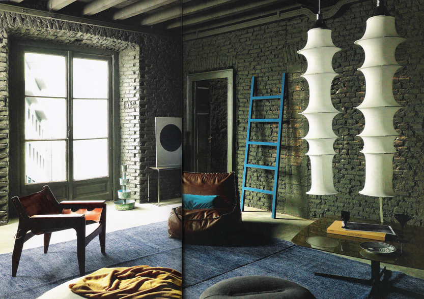 House of the bone storm color and contrast from elle decor uk Elle deco uk