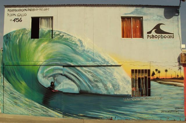 graffiti de izak pshopboard en antofagasta, chile