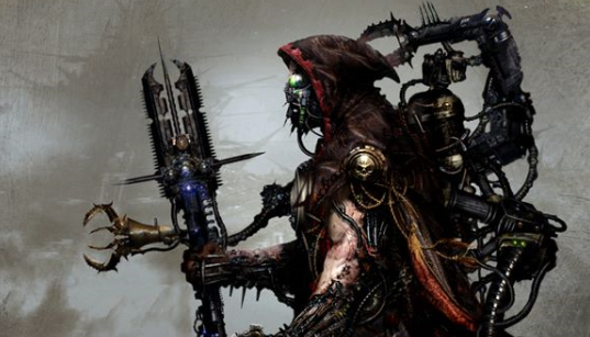 New Faction Information: Skitarii