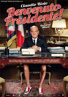 benvenuto presidente
