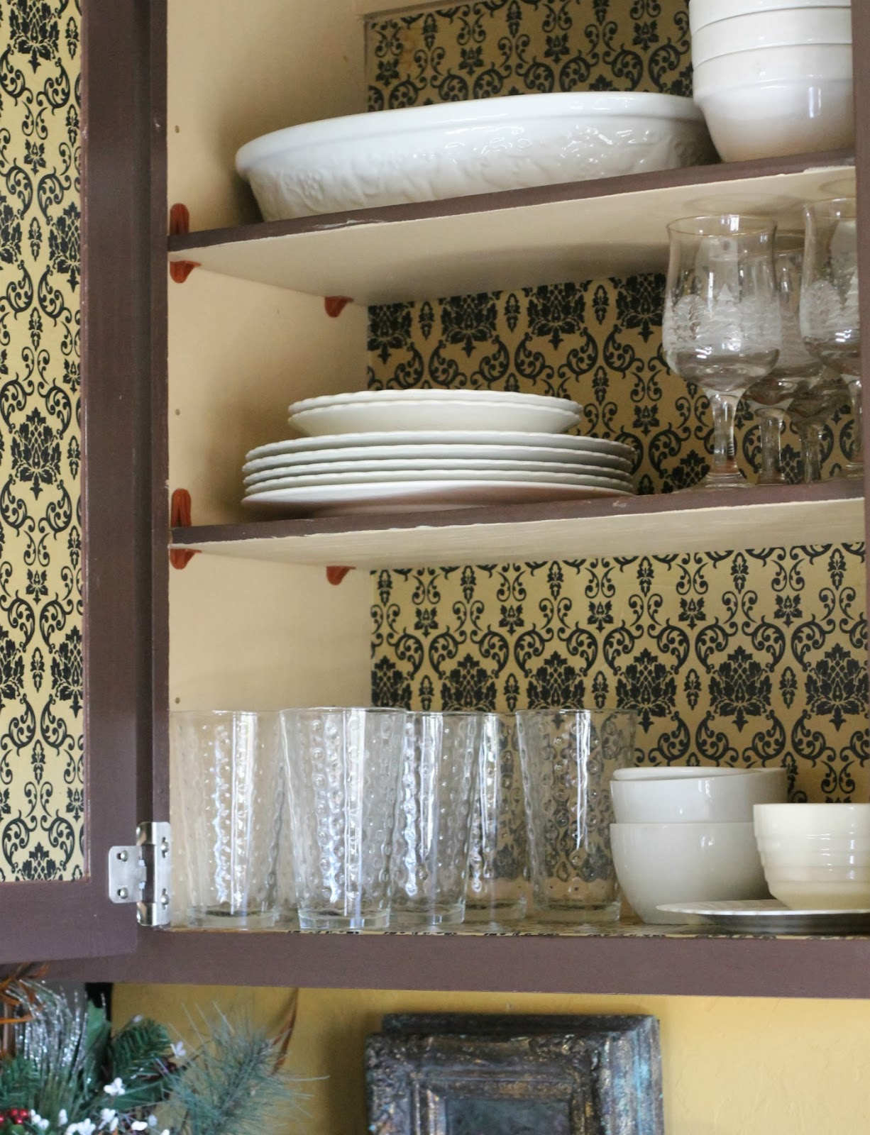 Where Your Treasure Is: Inside the Kitchen Cabinet